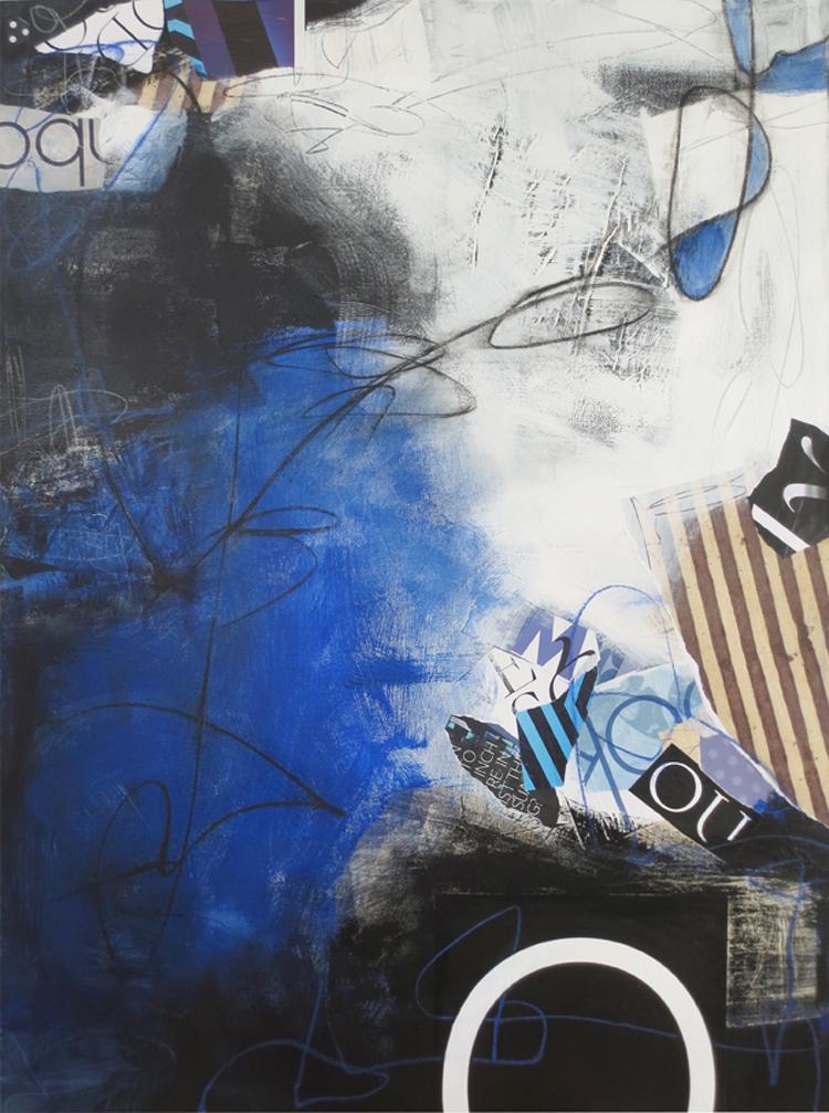 Graffiti with Blue 2