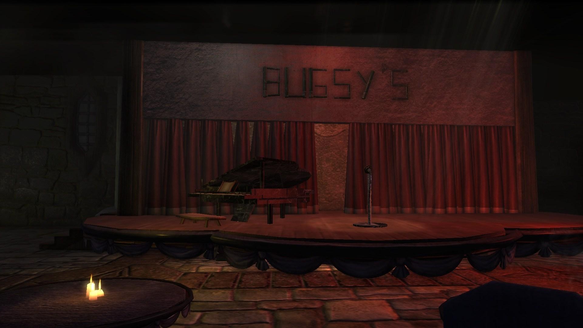 Bugsy's Speakeasy