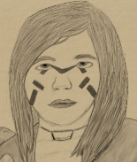 Malondra as sketched by her player