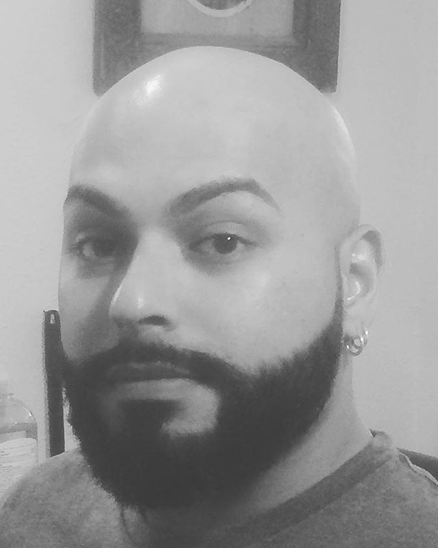 Head shave and beard trim with razor finish on beard! #barber #barbers #barbering #barbershop #barberlife #beard #beards #beardsofinstagram #beardgang #beard #austin #texas