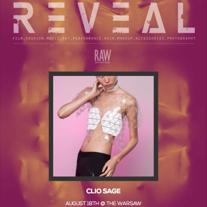 Raw Brooklyn : REVEAL    Runway Show  August 2016