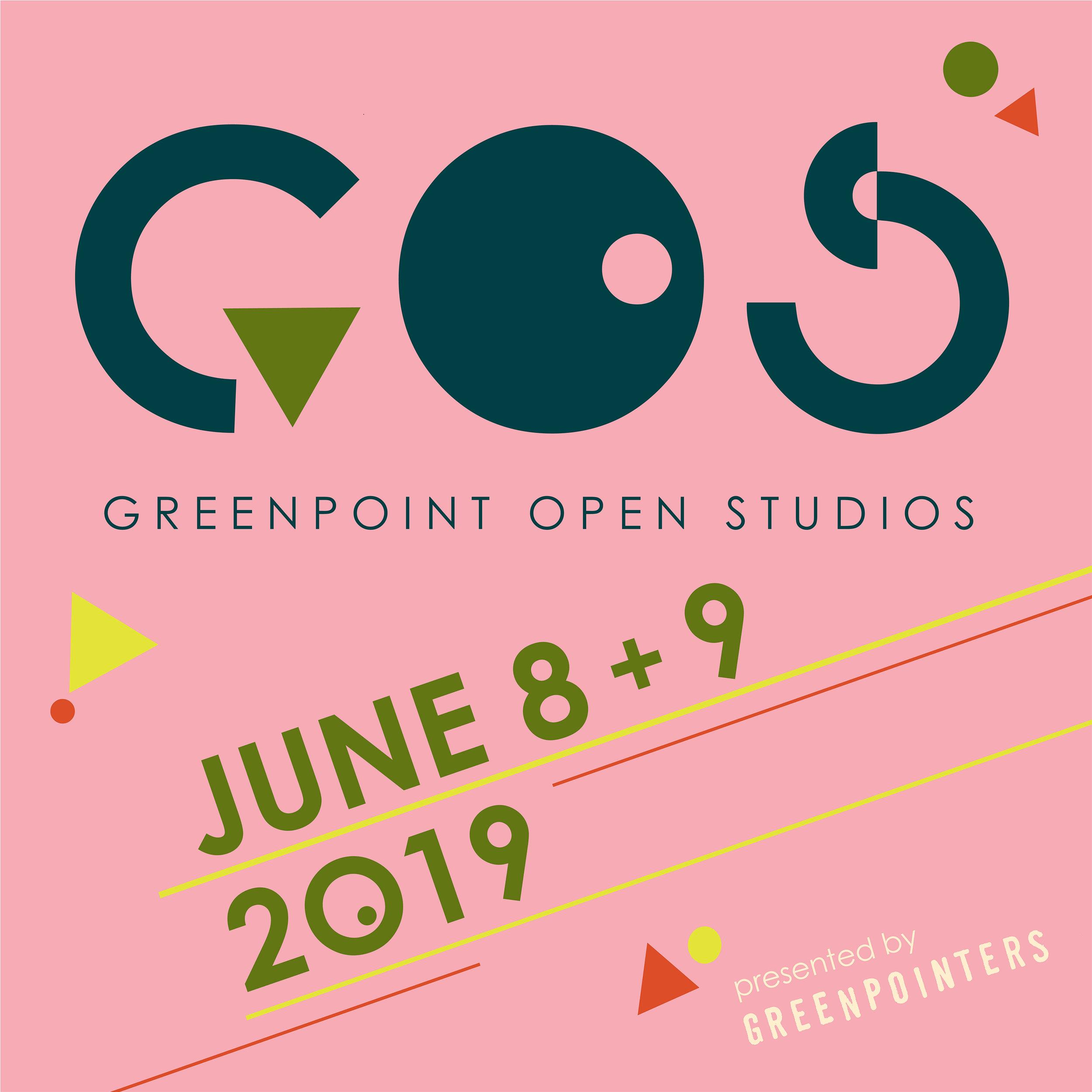 Greenpoint Open Studios 2019     Participating designer   June 2019