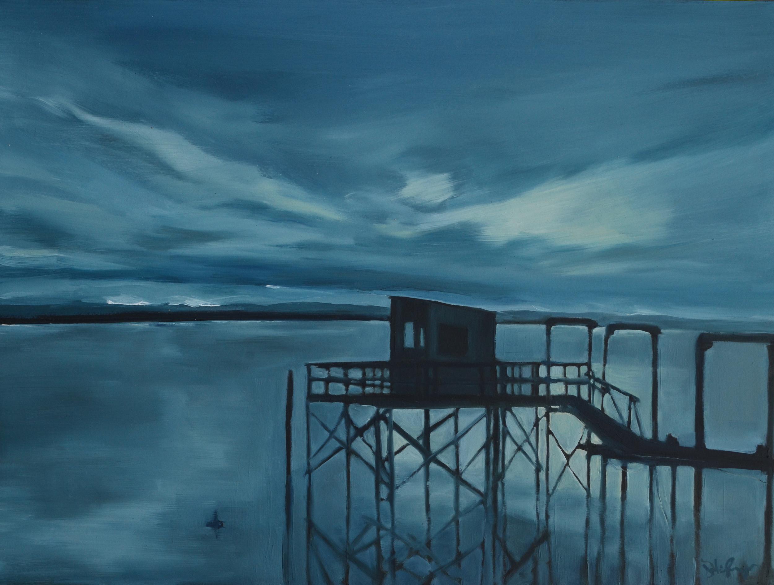 Clear Lake Dock