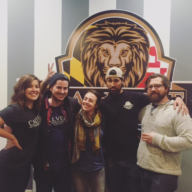 Sam, Nick, Kara, Finney, and Matt are always goofing off at the brewery. Come meet them and get into the shenanigans yourself!