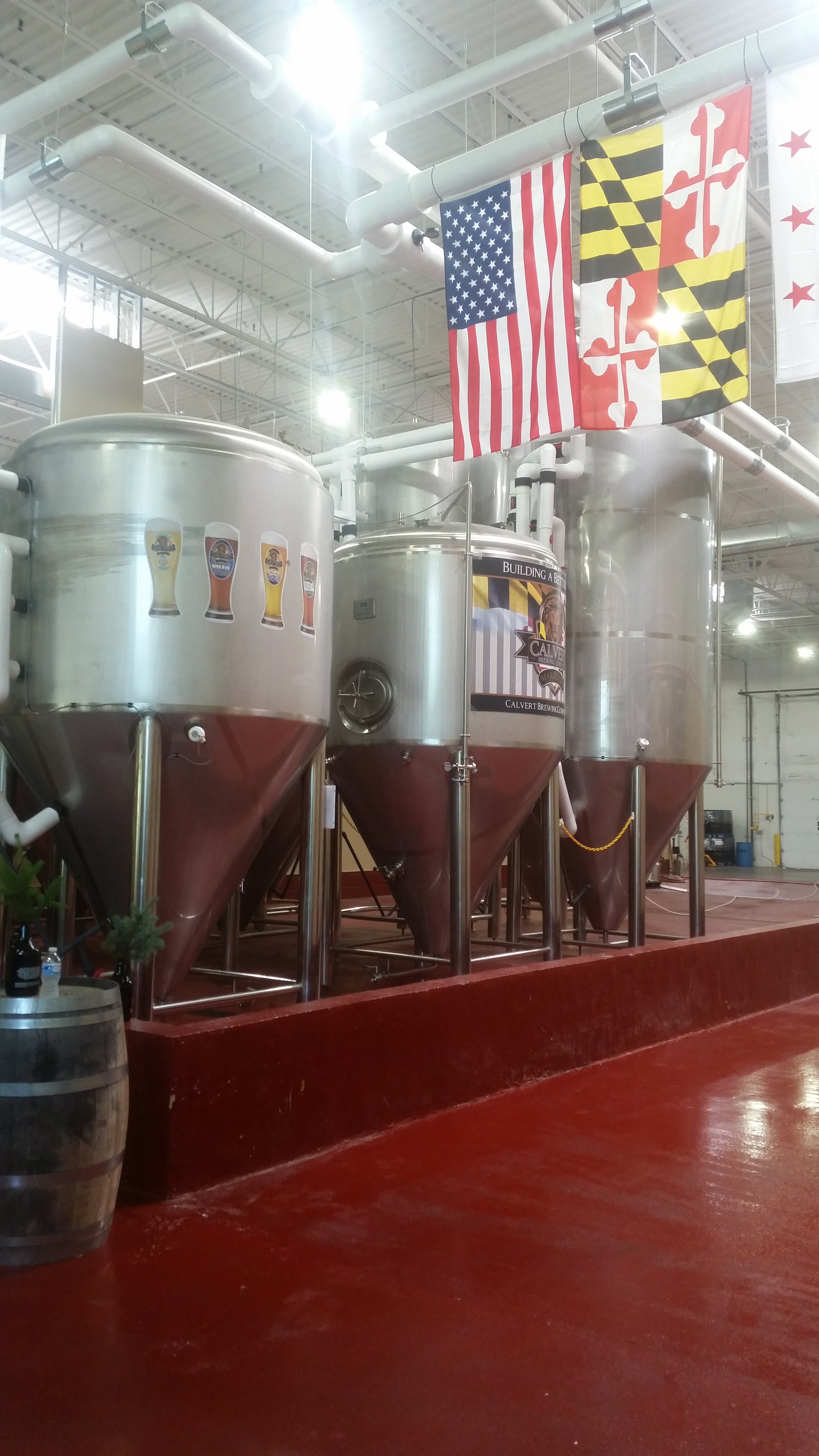 Partner with us through our contract brewing program.