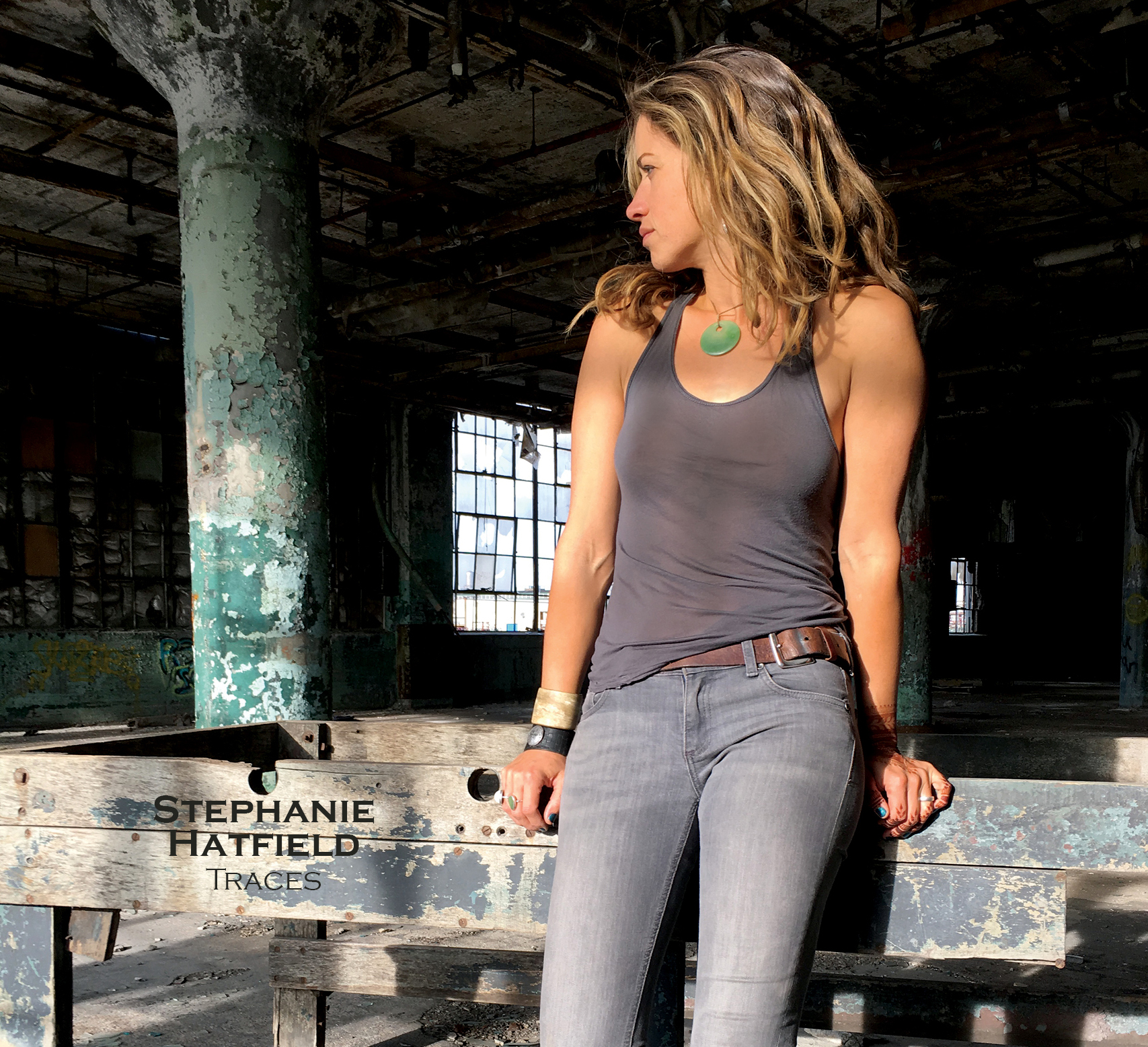 Stephanie Hatfield Releases Third Album,  Traces