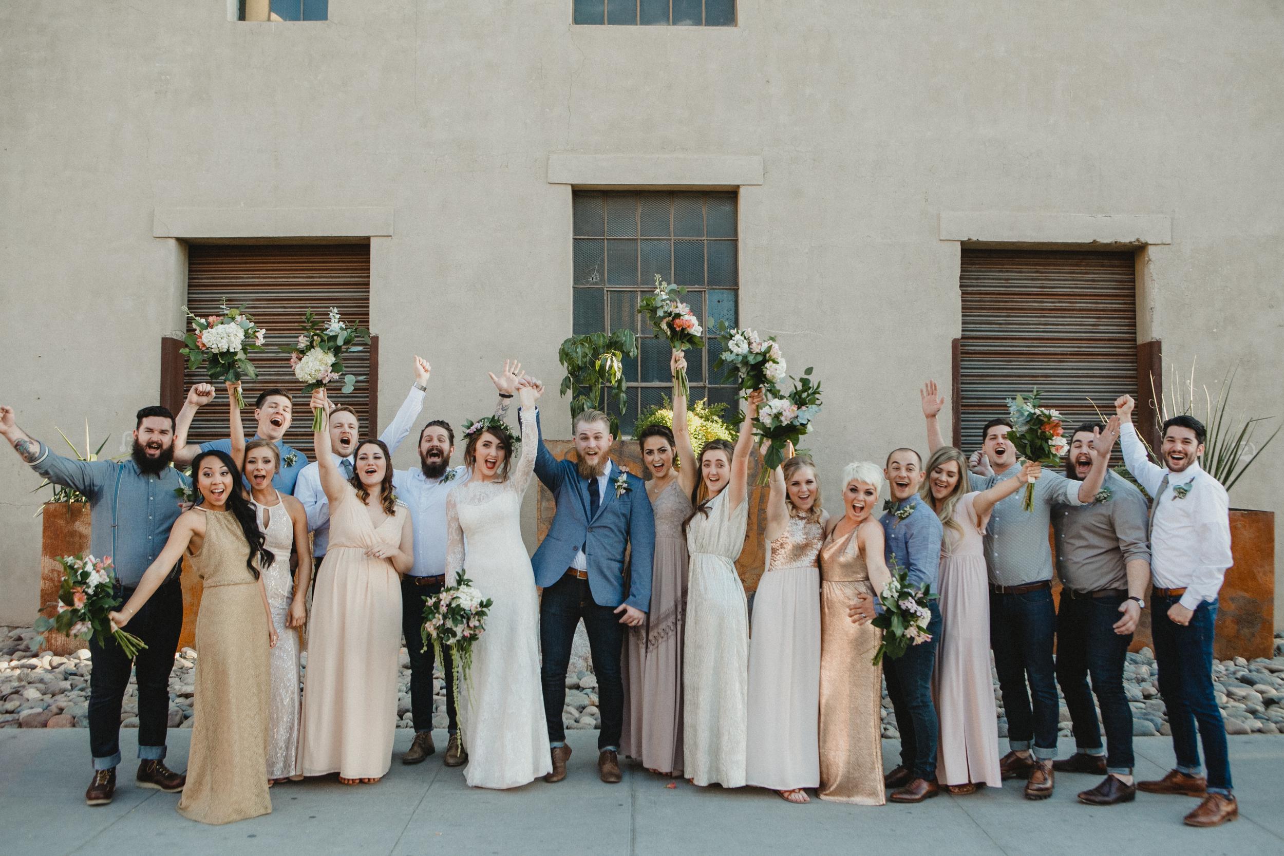 BrielleRouge Bridal Party
