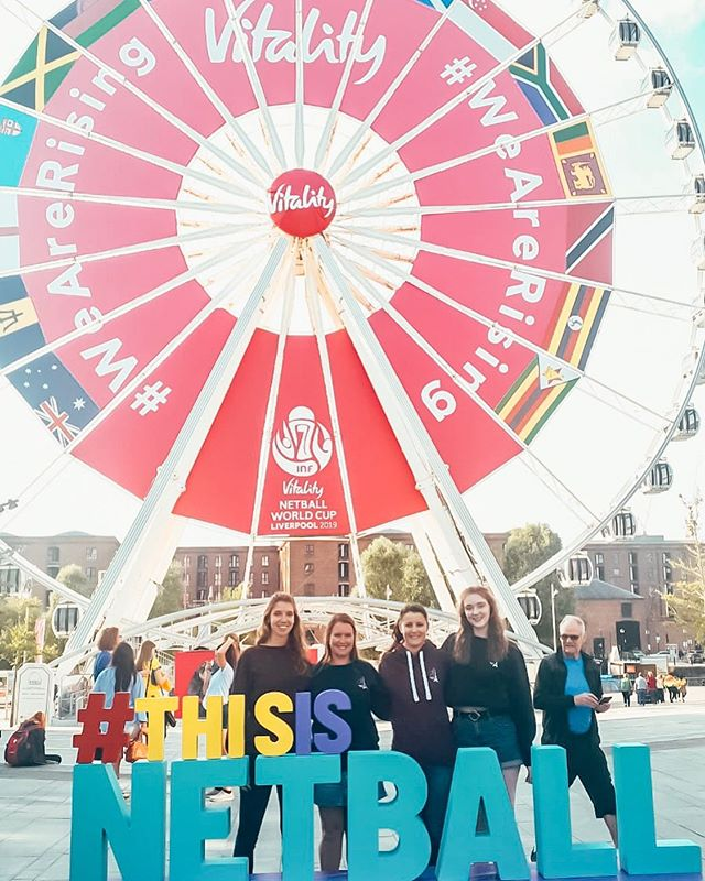 We're not sure what to do with ourselves now that the World Cup is over...at least we still have pictures to post!! 🎉 #ThisIsNetball