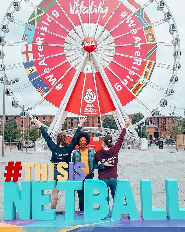 Someone please take us back to the World Cup, because we're having serious withdrawals. We're seriously missing watching netball all day every day - and we have to wait another four years for the next one! 😫 #ThisIsNetball
