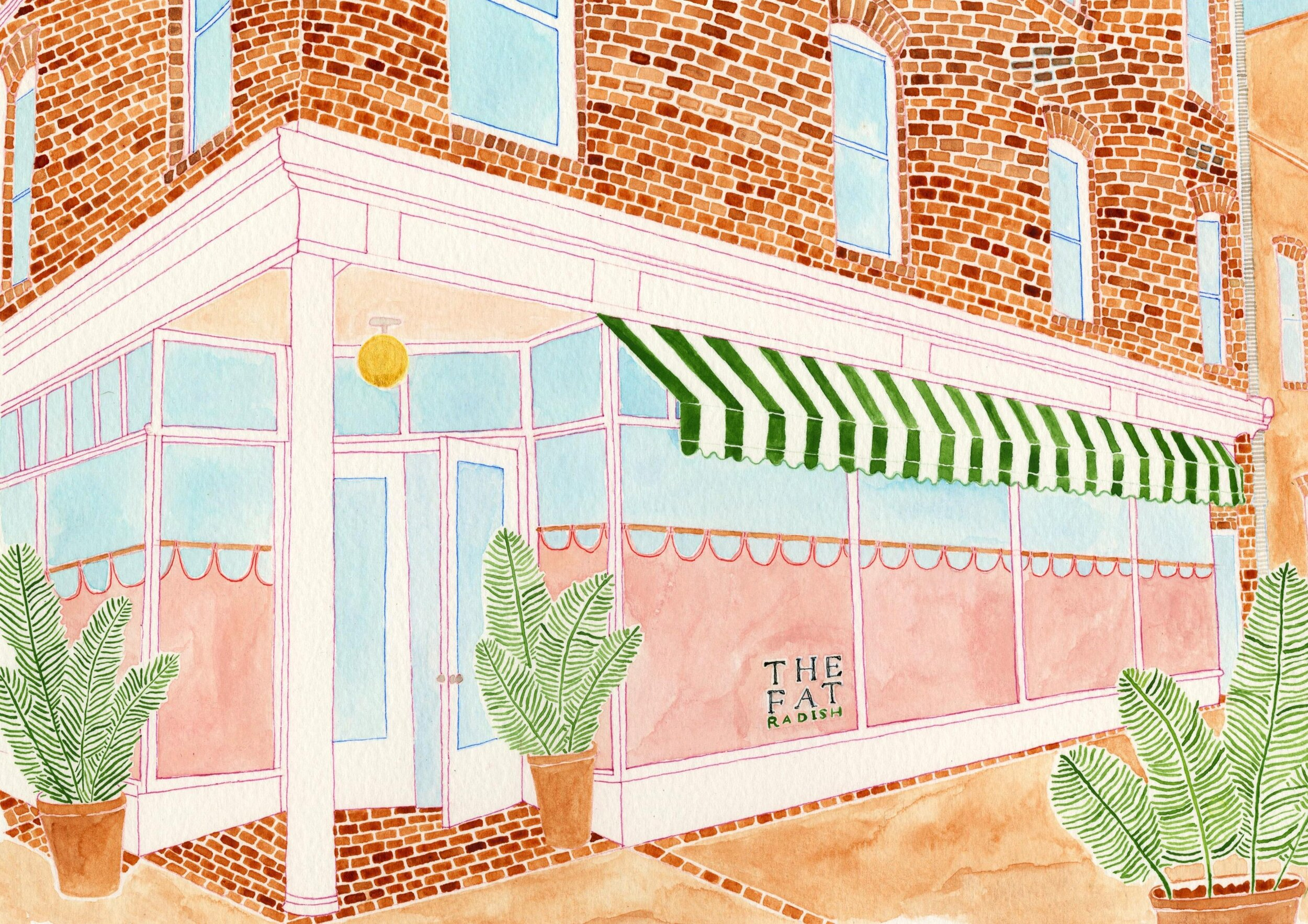 Illustration by Priscilla Weidlein