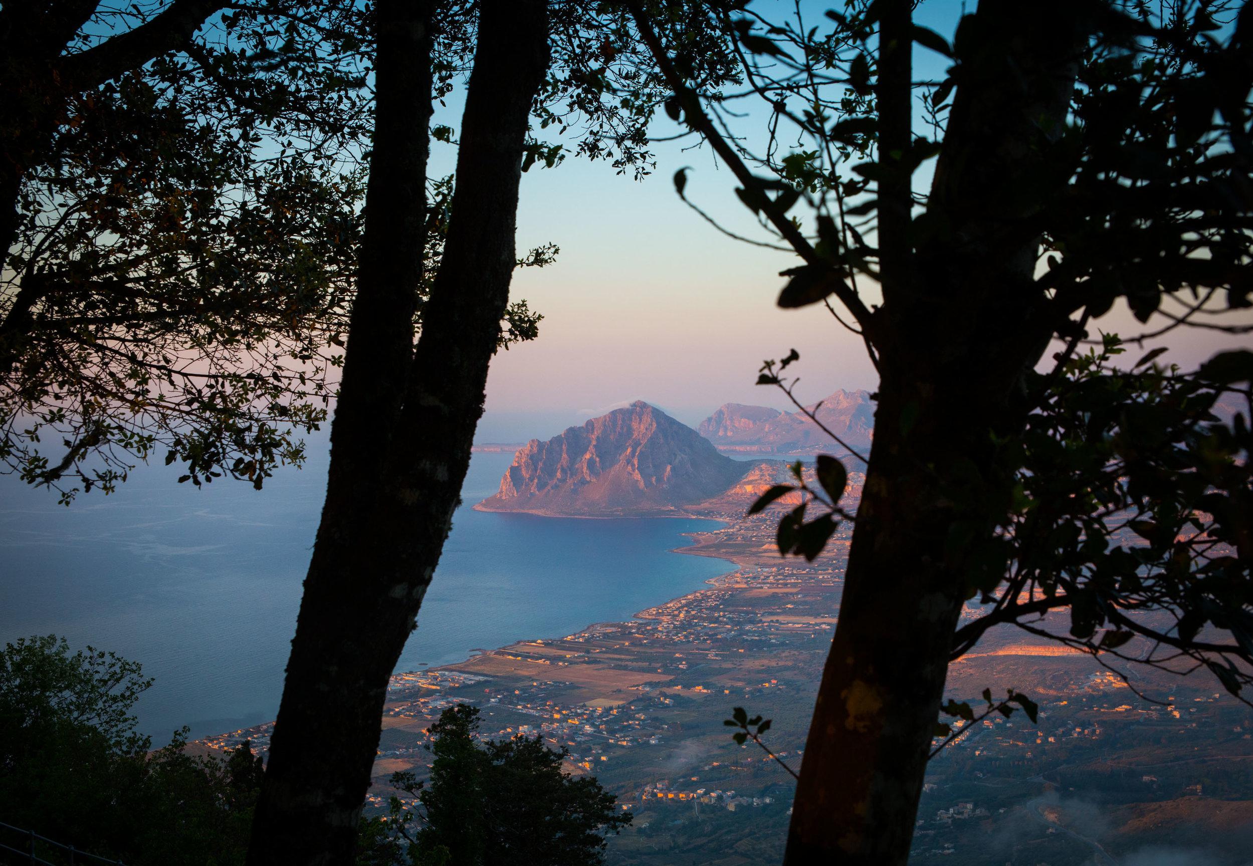 Erice, Sicily, 2017