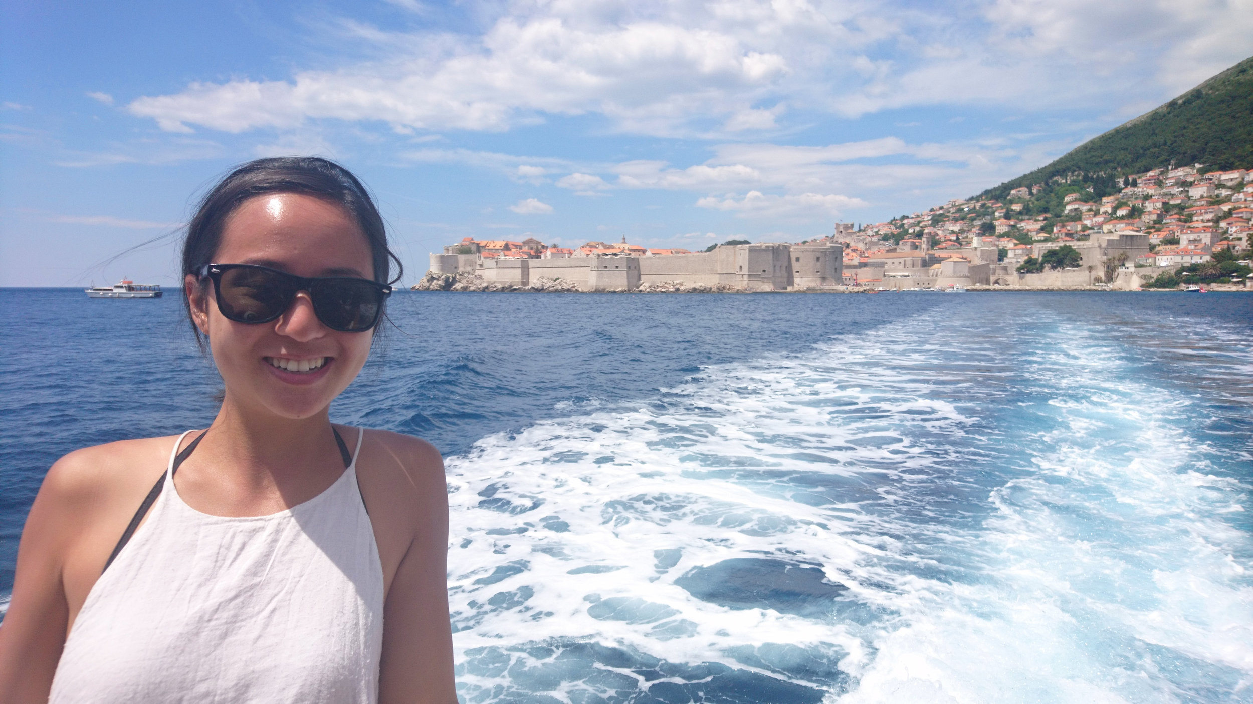 Dubrovnik, Croatia, in May