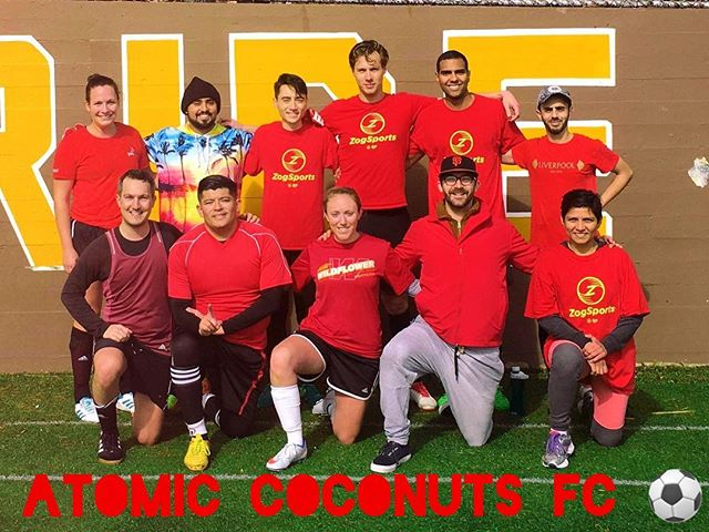 Excellent win coconuts!!! #AtomicCoconuts #soccergang  Www.mikkaminx.com/atomic-coconuts