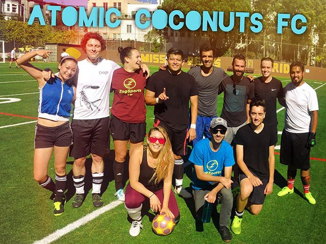 What a great summer season Atomic Coconuts FC!!! Can't wait to play with you guys next season starting in a couple weeks! 🤩💥⚽️🥥✨ Www.mikkaminx.com/atomic-coconuts