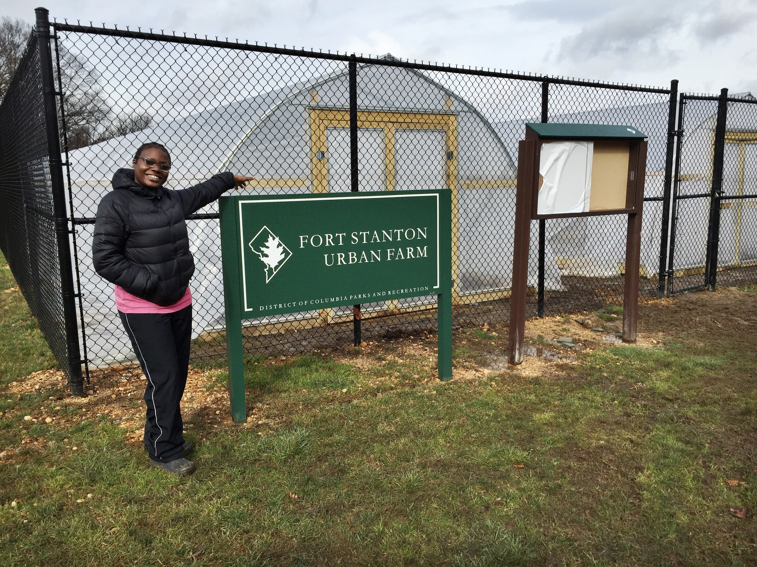 Jacquana, Fort Stanton site manager