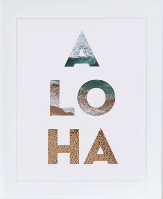 "DecorartDesign's "" ALOHA ."""