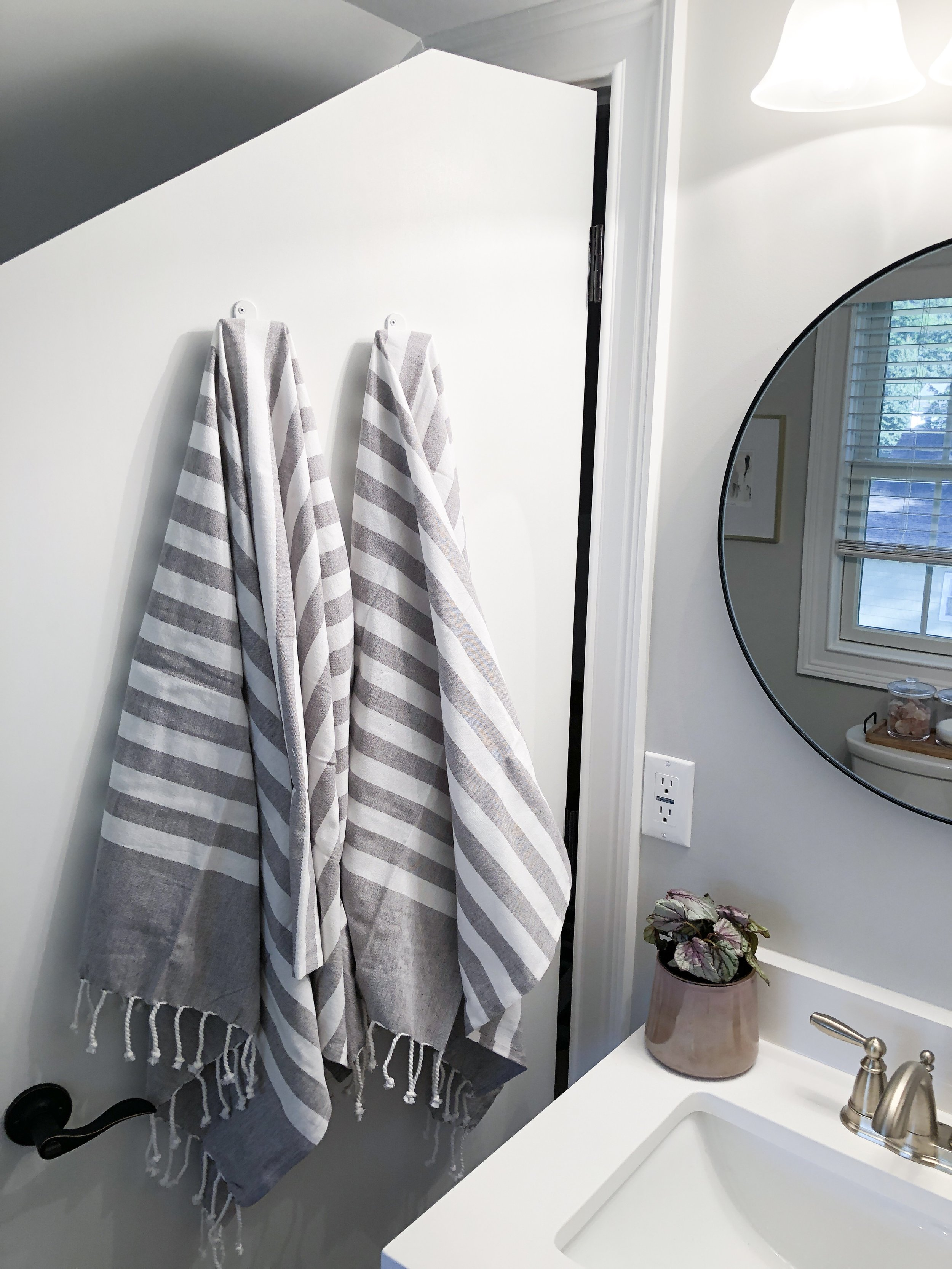 Flouta towels for the win! Love how light and absorbent these are.