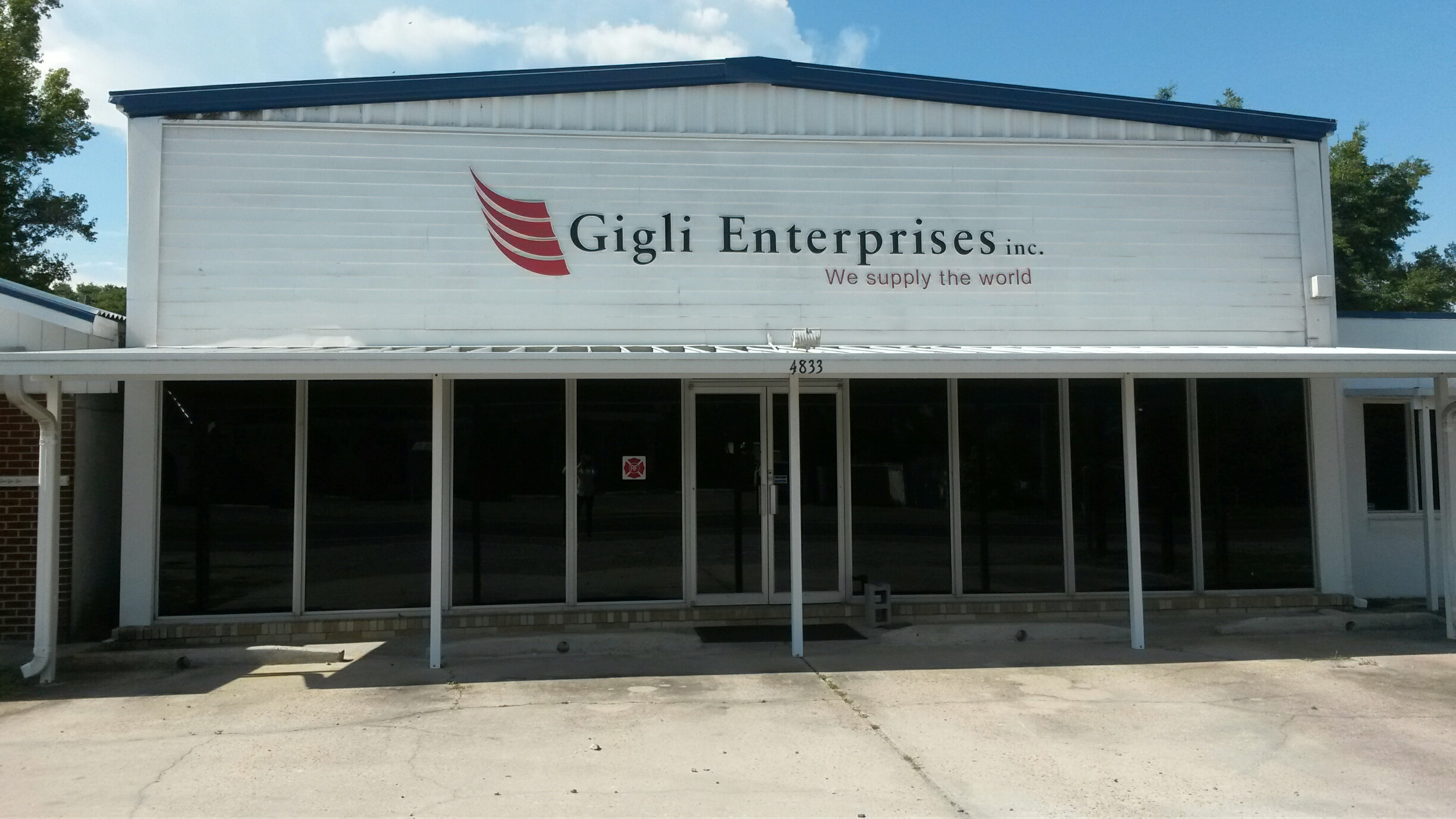 Conveniently located in Panama City, FL, Gigli Enterprises, Inc. is a stocking distribution company operating only minutes from Tyndall AFB and NSA Panama City and a short drive from Eglin AFB, Duke Field, Hurlburt Field, NAS Pensacola, NAS Whiting Field, and Ft. Rucker.