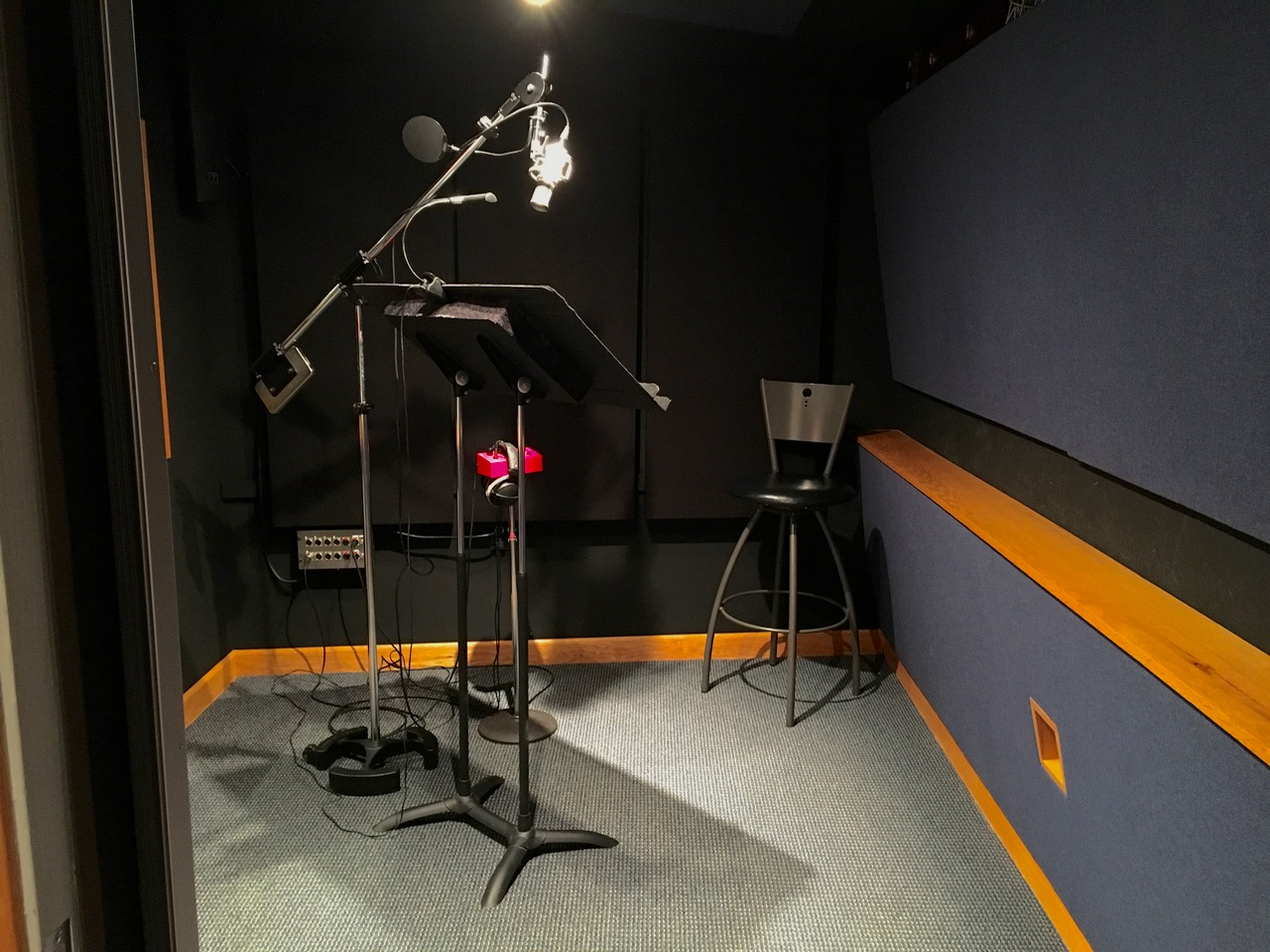 Studio A - Booth