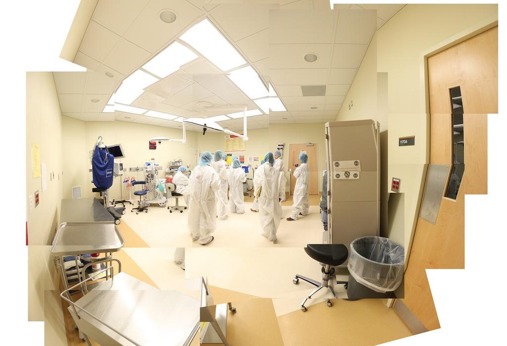 Operating room observation