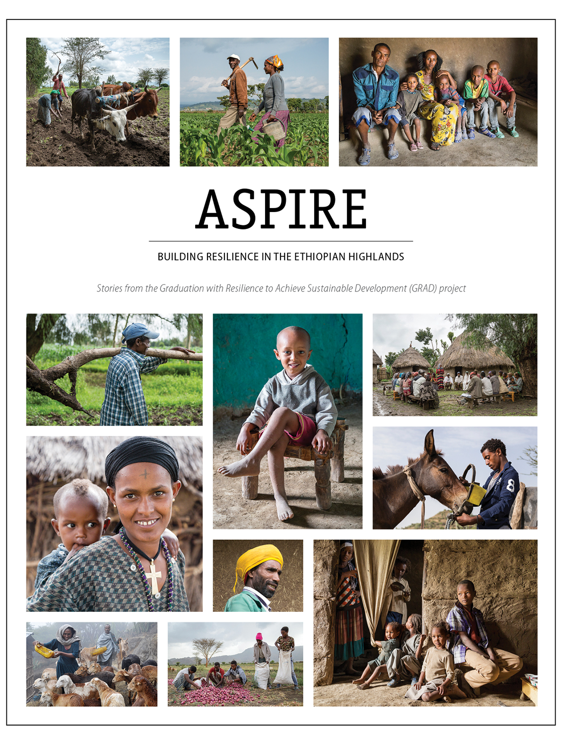 Aspire: Building Resilience in the Ethiopian Highlands