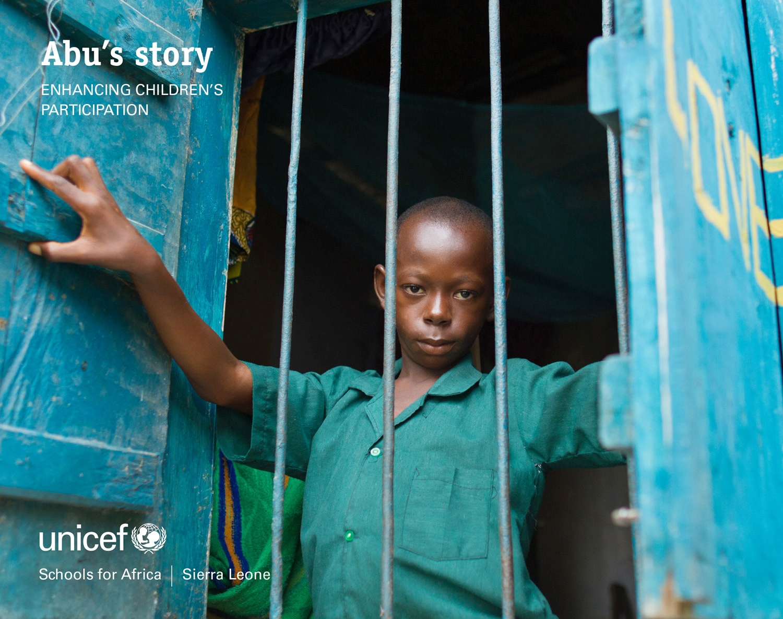 UNICEF Sierra Leone: Abu's story
