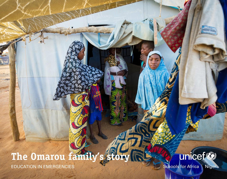 UNICEF Niger: the Omarou family's story
