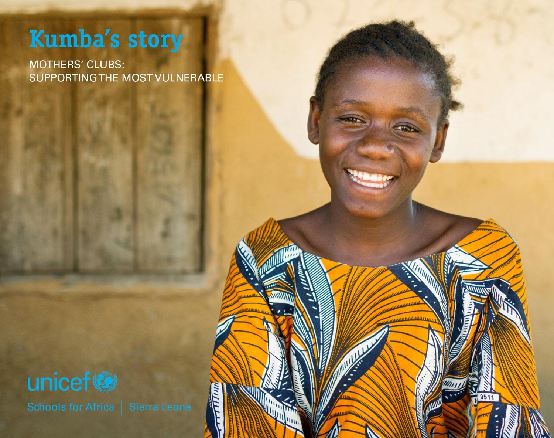 UNICEF Sierra Leone: Kumba's story