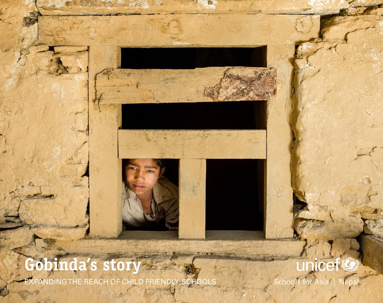 UNICEF Nepal: Gobinda's story