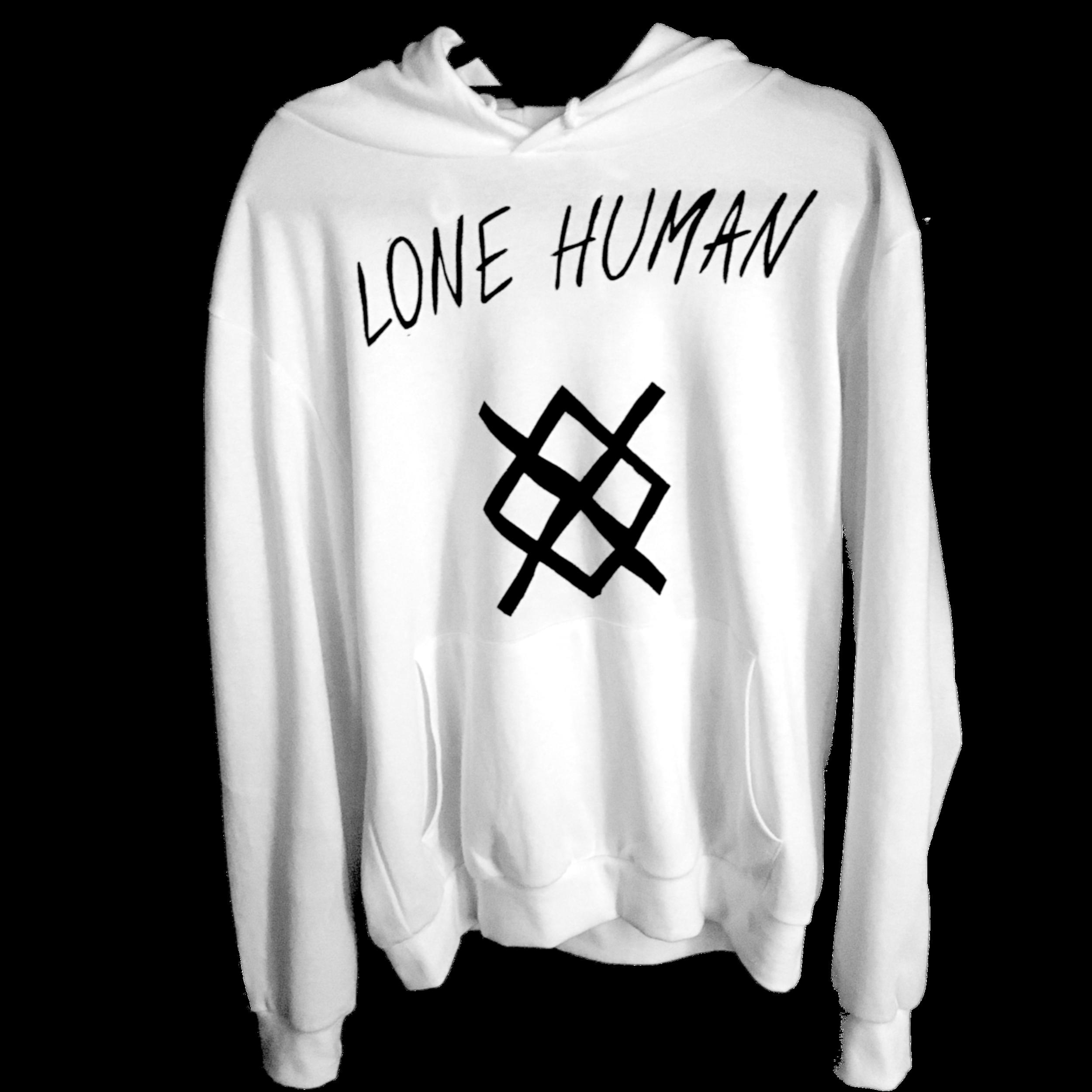 Lone Human Sweatshirts - Available soon