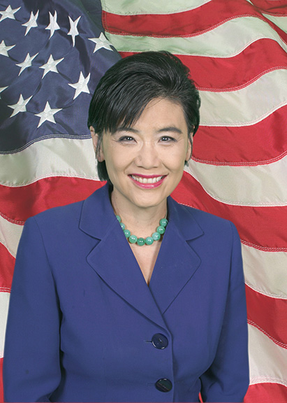 U.S. Rep. Judy Chu (D-Calif.) (Photo/Public Domain)
