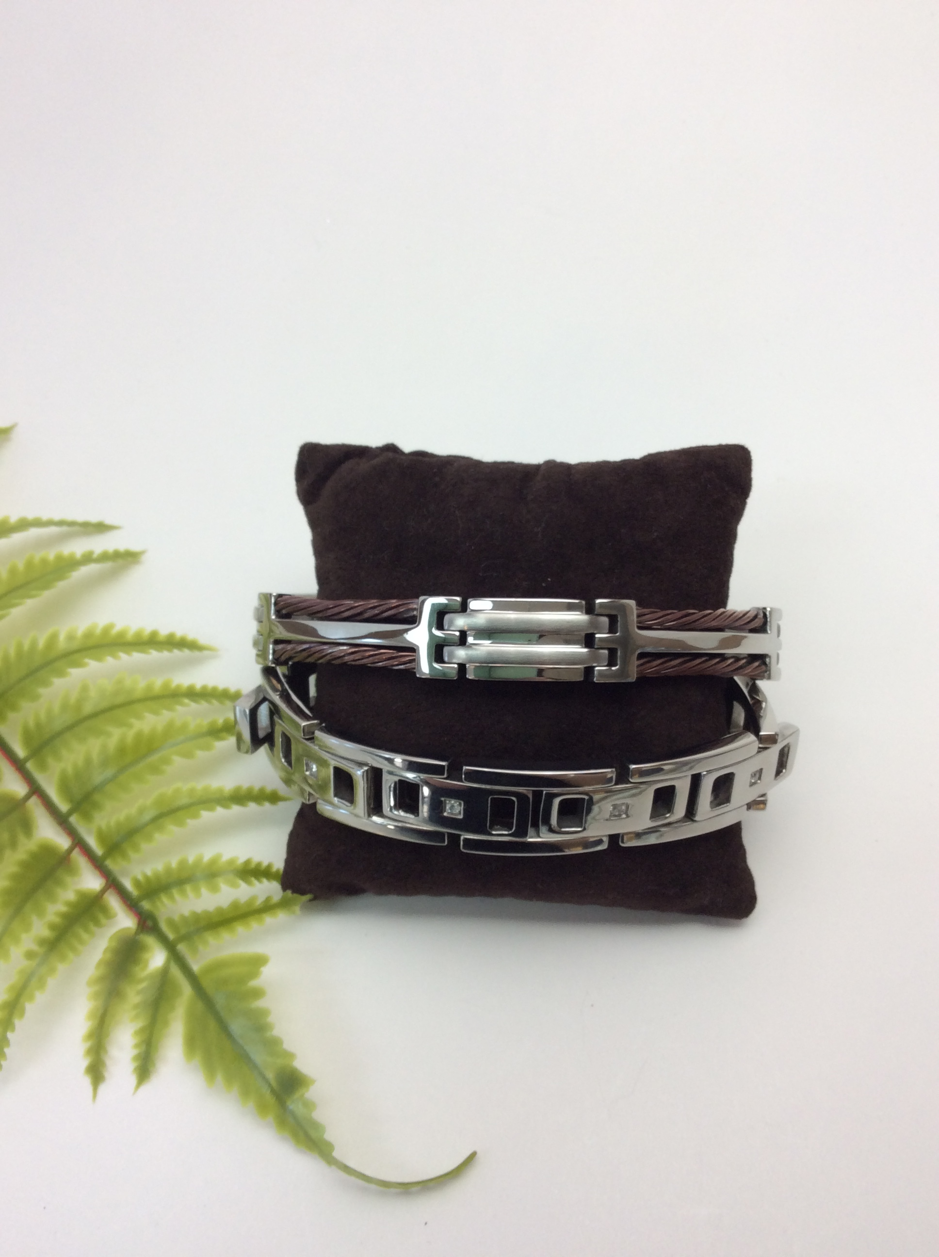 Stainless Steel Bracelets under $100