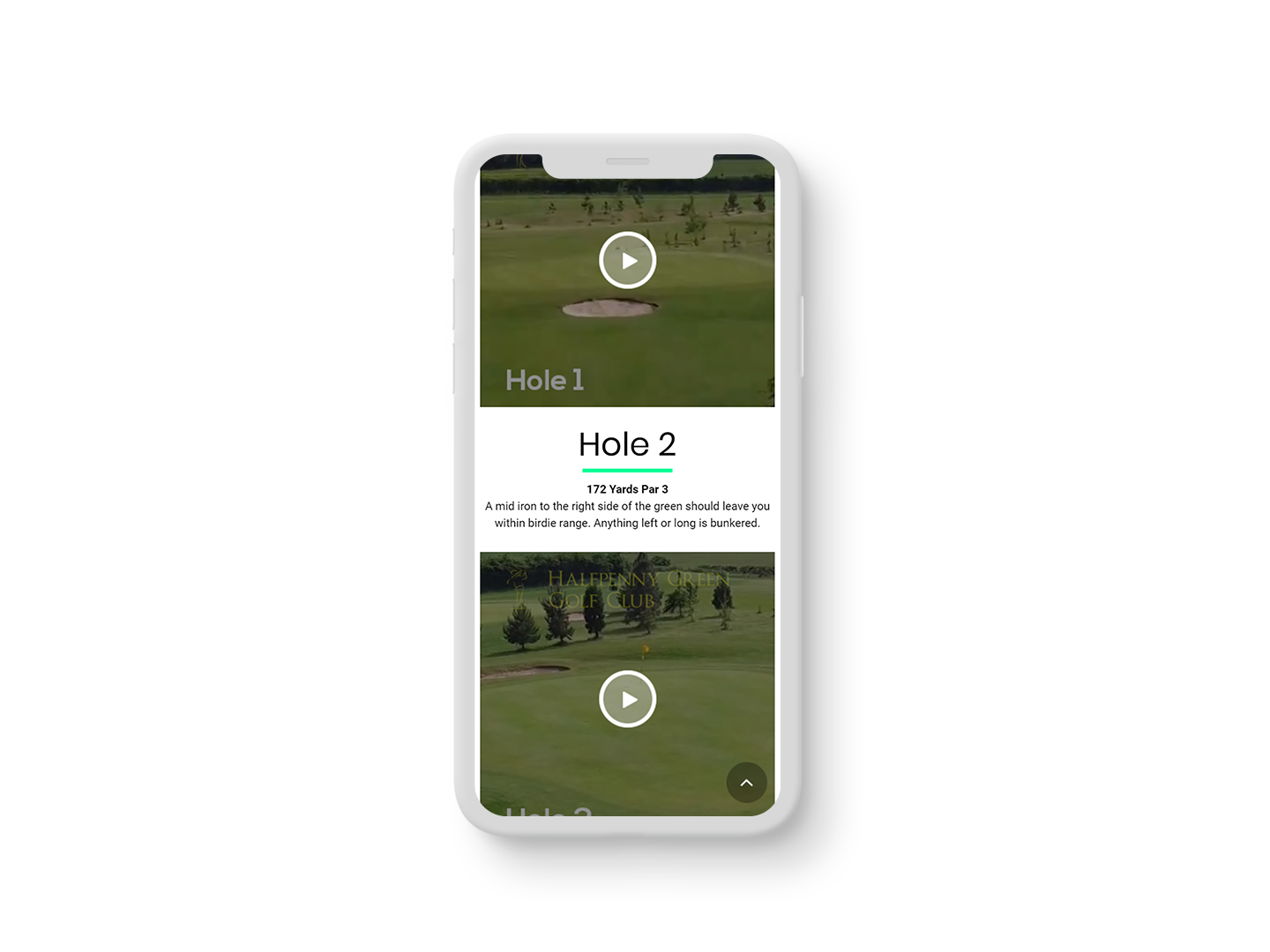 Halfpenny Green Golf Club Video Website Development Digital Social Creative Direction