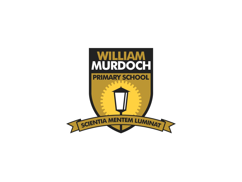 Brand development for William Murdoch Primary School