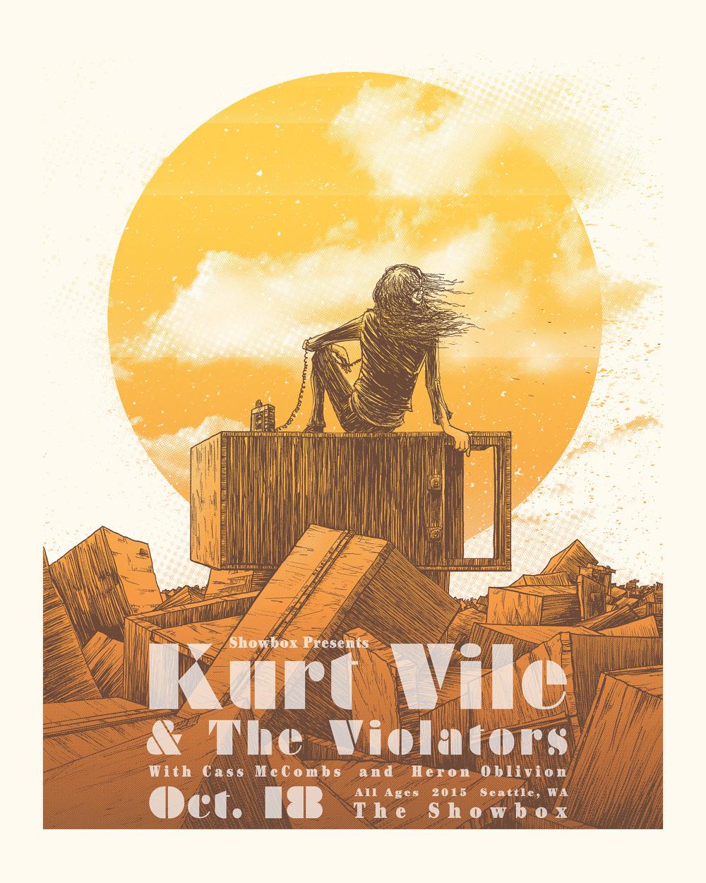 Kurt Vile 10|18|2015