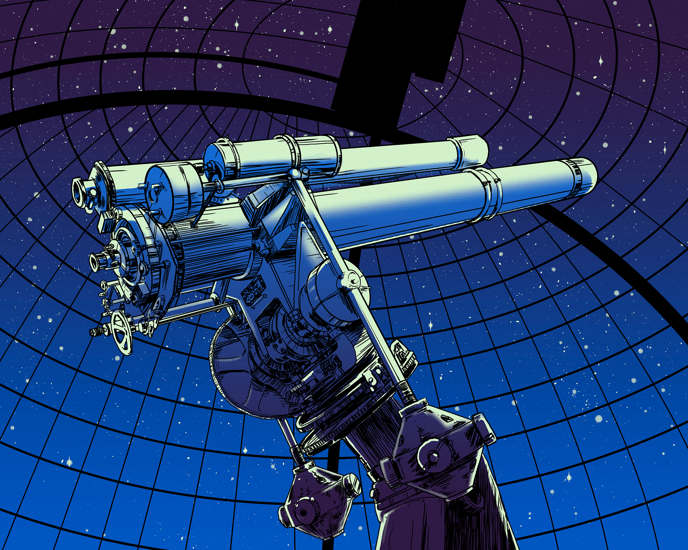 Telescope To The Stars