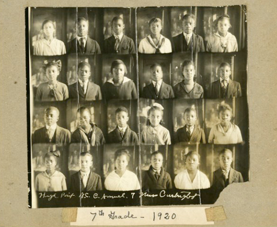 Class Photos Proof Sheet
