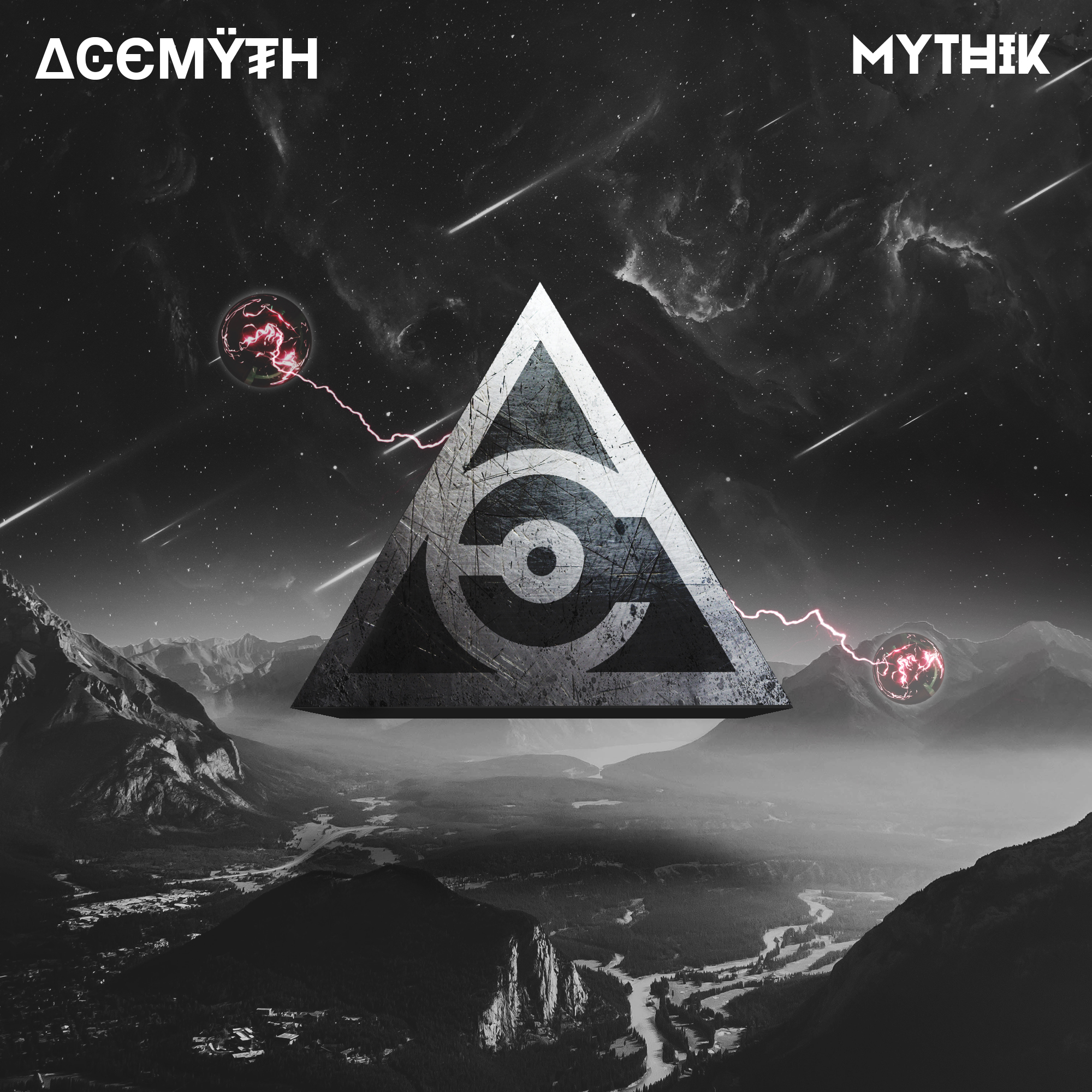"""Mythik"" Cover art by HLDRMN"
