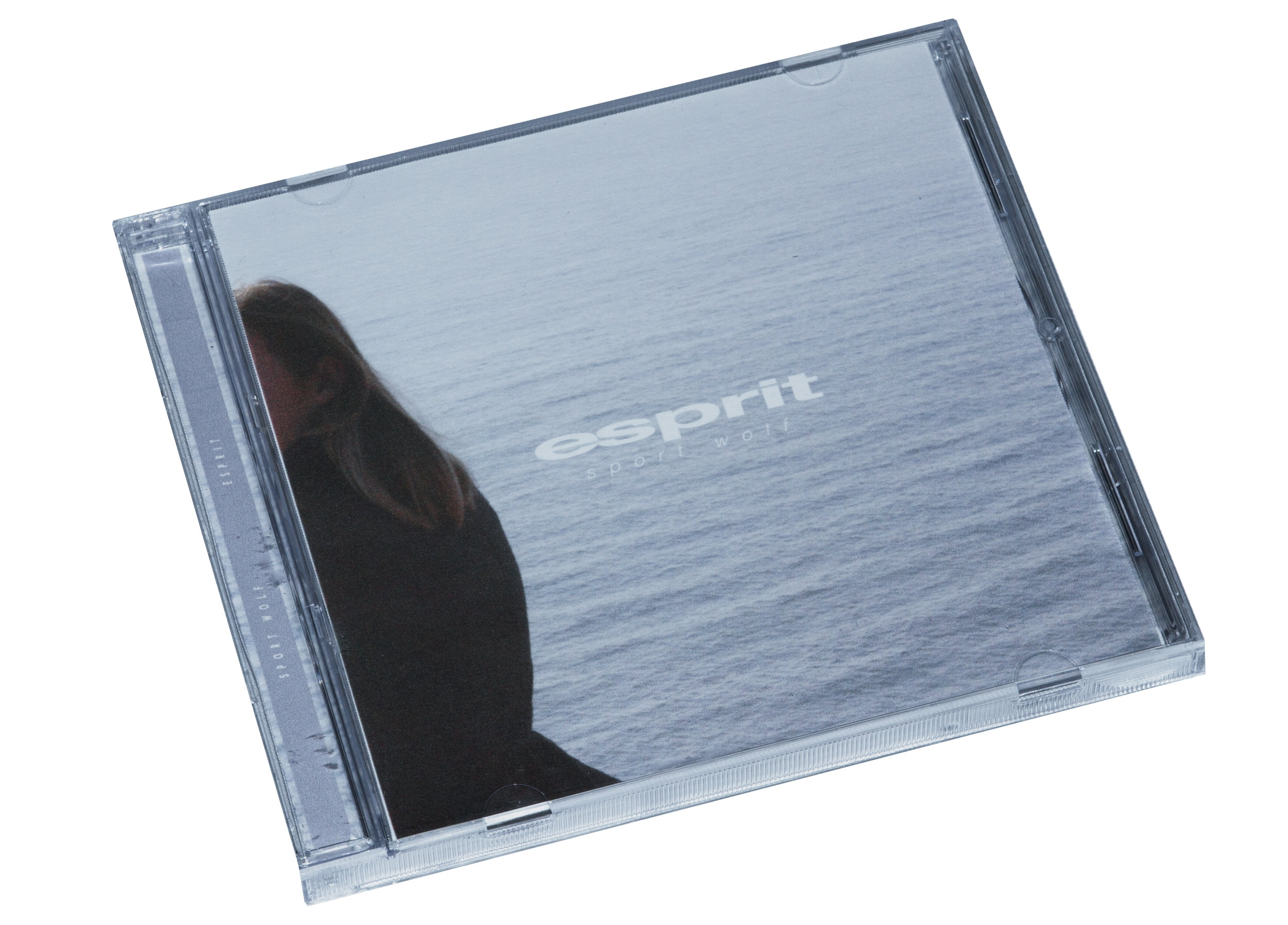 """""""Esprit"""" available on limited edition CD."""