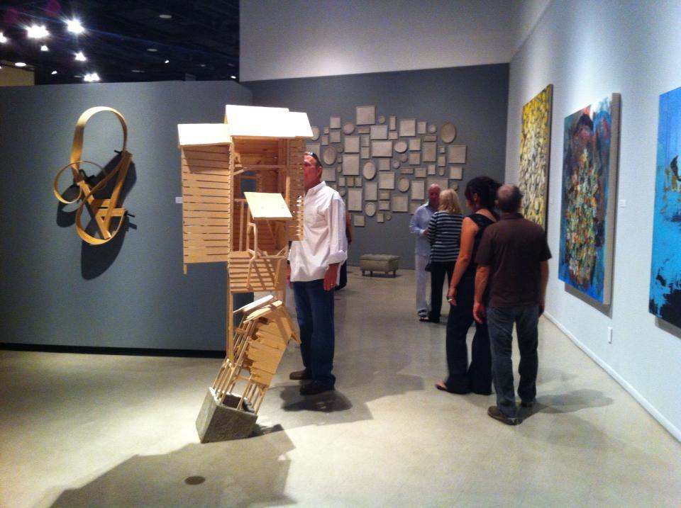 Tucson Museum of Art Arizona Biennial opening reception