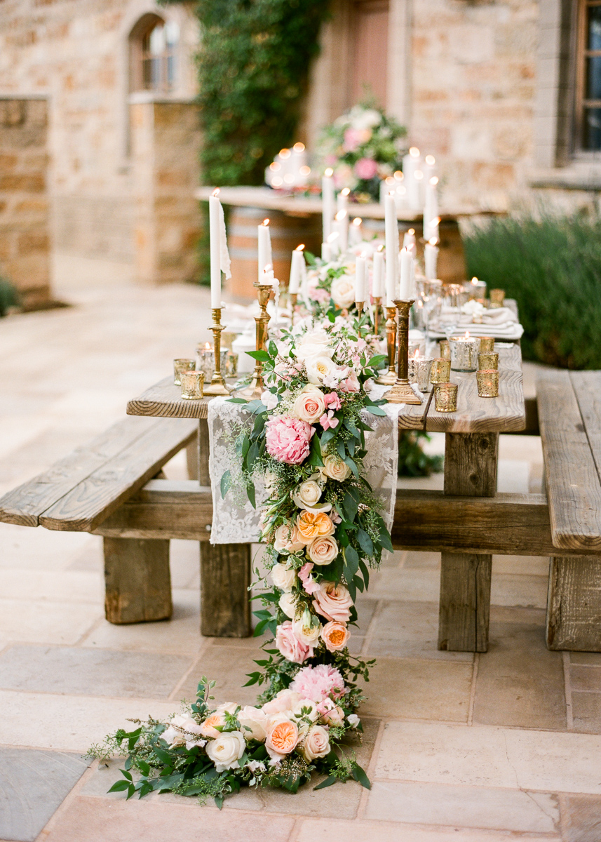 Cody Floral Design | Cascading Florals | Santa Barbara Wedding Florist | Photography by Dmitry Rogozhin