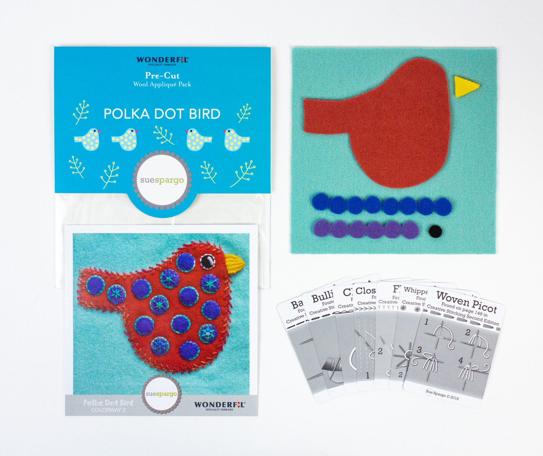 Polka Dot Bird2-inside.jpg