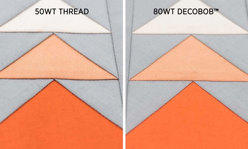50wt vs 80wt DecoBob™