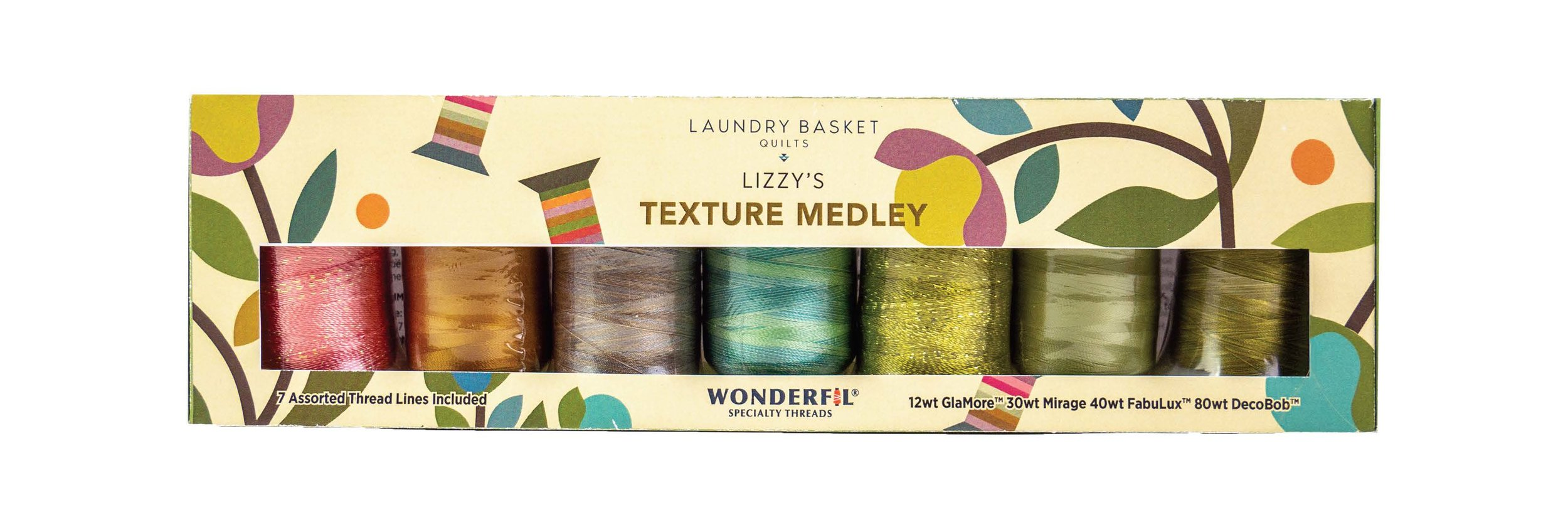 Lizzy's Texture Medley Pack