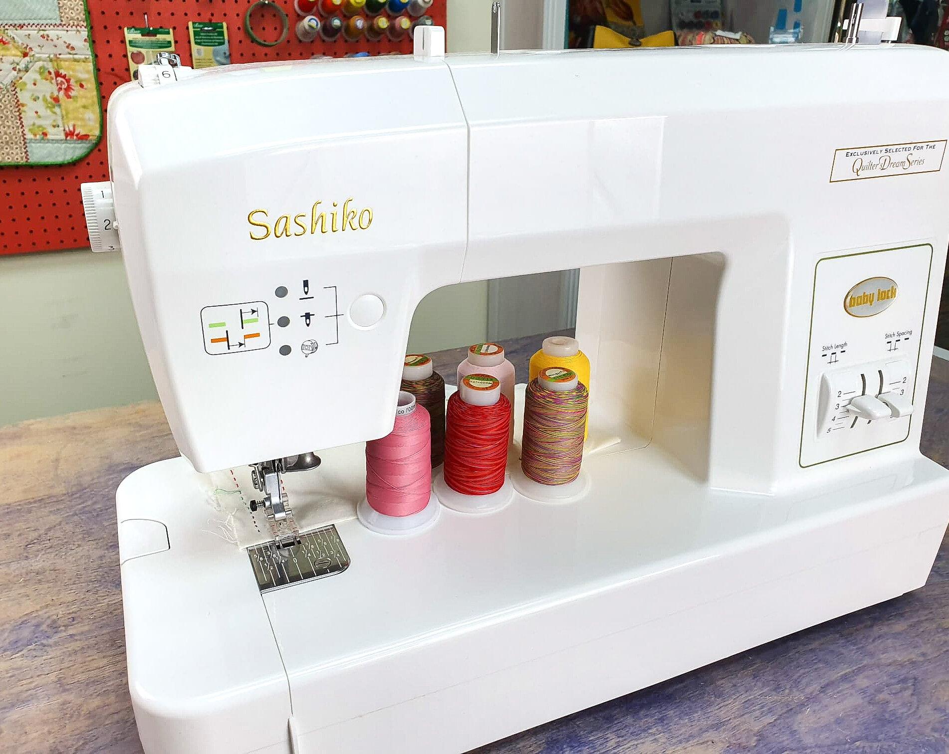 Sashiko with Silco™