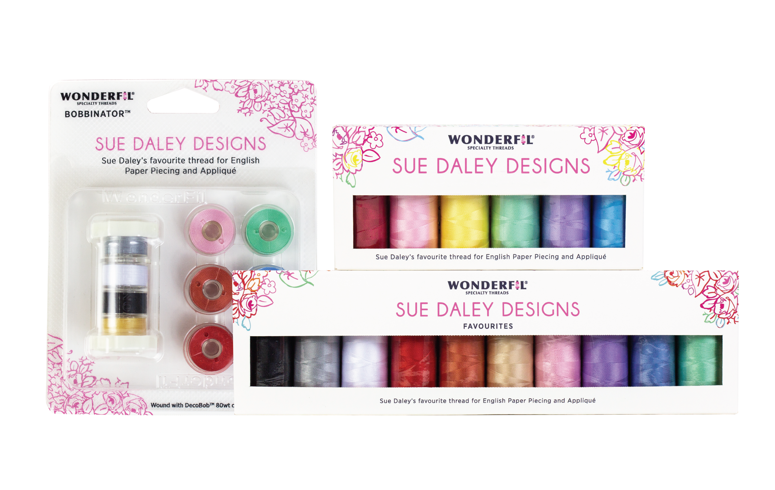 Sue Daley Packs