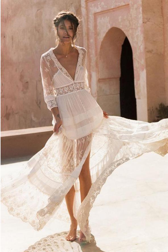 Evangaline Gown –Spell Bride