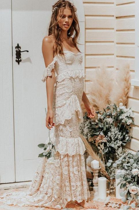 The Estelle Gown – Spell Bride