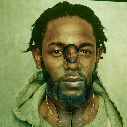 Kendrick Lamar, The Bronx NY 2018  by Annie Leibovitz