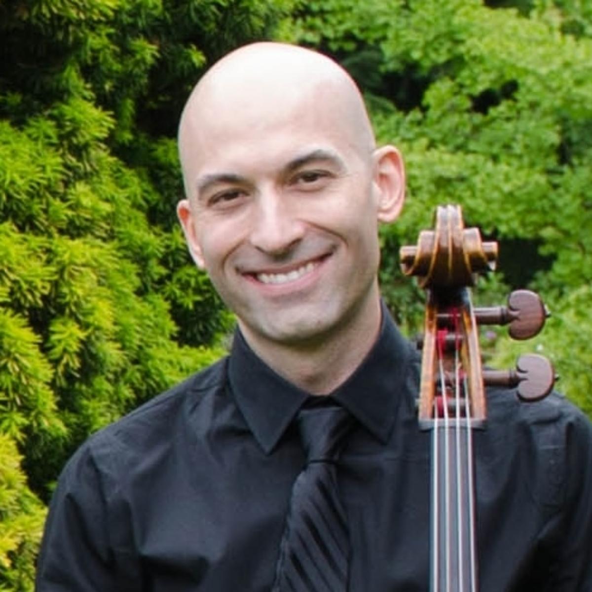 PETER WILLIAMS, cello